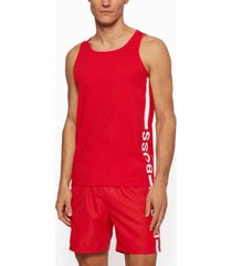 boss men's beach tank top