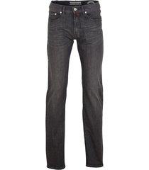 pierre cardin lyon jeans grey denim 5-pocket