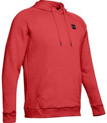 sweater under armour rival fleece po hoodie 1320736-646