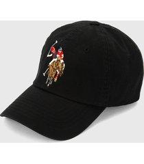 gorra negro-multicolor us polo assn