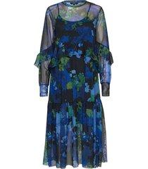 vest orleans jurk knielengte multi/patroon desigual