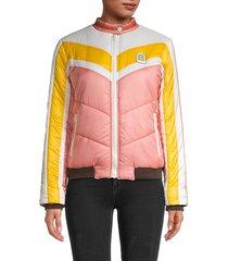 the peak puffer jacket