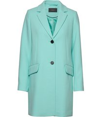 coats woven blazer kavaj blå esprit collection