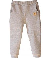 spodnie basic grey
