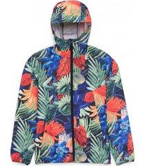 chaqueta voyage water floral herschel