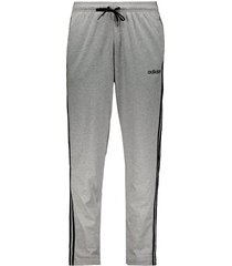 calça adidas 3s training cinza