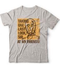 camiseta at my friends mescla - kanui
