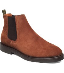 redmond shoes chelsea boots brun playboy footwear