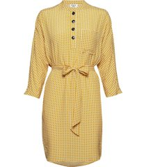 day change jurk knielengte geel day birger et mikkelsen