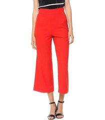 pantalón rojo julien alison