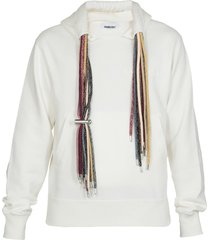 ambush multicolor drawstring hoodie