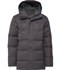 race wool parka parka jas grijs sail racing