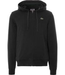 full zip sweatshirt - black sh1551-c31