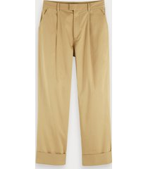 scotch & soda relaxed fit chino
