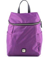 mochila violeta xl extra large cloe