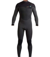 traje surf chagual 4:3 negro haka honu