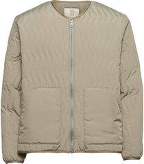 antton quilt jacket kviltad jacka grön r-collection