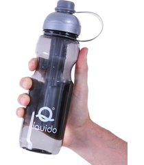 squeeze cooler líquido cinza único