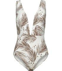 panos wilderness firenze swimsuit white 36 badpak badkleding wit panos emporio