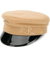 ruslan baginskiy military hat - neutrals