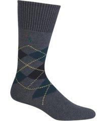 polo ralph lauren men's men's five diamond argyle socks