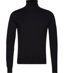 sweater knitwear turtlenecks zwart replay
