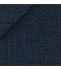 blazer da uomo su misura, reda, blu micropuntino, quattro stagioni | lanieri