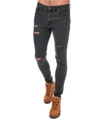 mens hercules skinny fit jeans