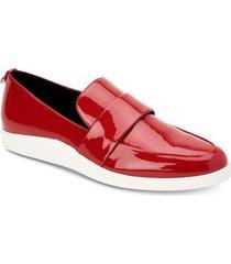zapato casual serine rojo calvin klein