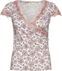 t-shirt ss t-shirts & tops short-sleeved rosa rosemunde