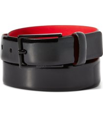 hugo men's gavrino leather belt