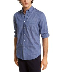 club room men's amherst shirt, created for macy's