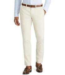 pantalon straight fit bedord beige polo ralph lauren