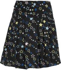 love moschino viscose skirt