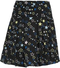love moschino viscose skirt