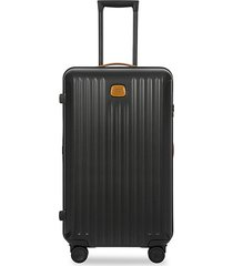 capri leather suitcase