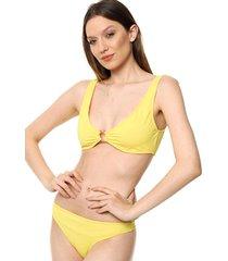 bikini amarilla felisa amy