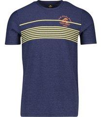 nza t-shirt fernside navy