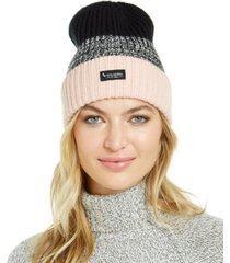 koolaburra by ugg colorblocked marled knit hat