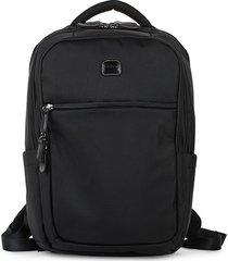 bric's siena large backpack - black