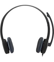 audífono logitech h151 3.5mm plug stereo