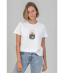 camiseta hot nights melty - feminino