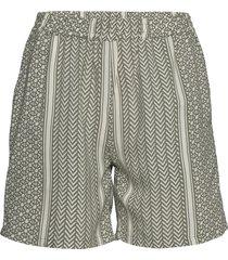 sc-italy shorts flowy shorts/casual shorts grön soyaconcept