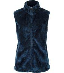 gilet in pile (blu) - bpc bonprix collection