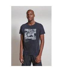 camiseta armadillo t-shirt marambaia masculina