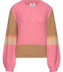 cool alpaca karulla stickad tröja rosa mads nørgaard