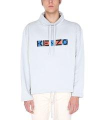 kenzo sweatshirt with logo box