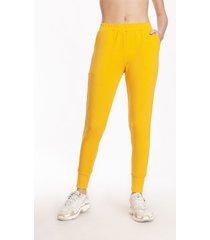 pantalón amarillo bennet jogging