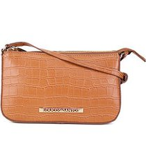 bolsa loucos & santos transversal mini bag verniz feminina