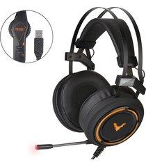 audifonos gamer diadema wesdar gh2 7.1 usb